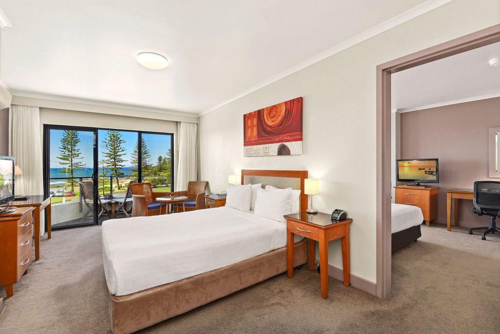 Port Macquarie hotel resort photography